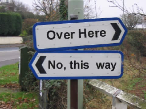 Which-way-to-go
