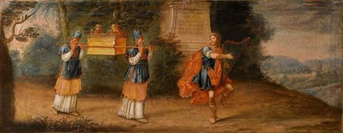 King david and the ark of the covenant
