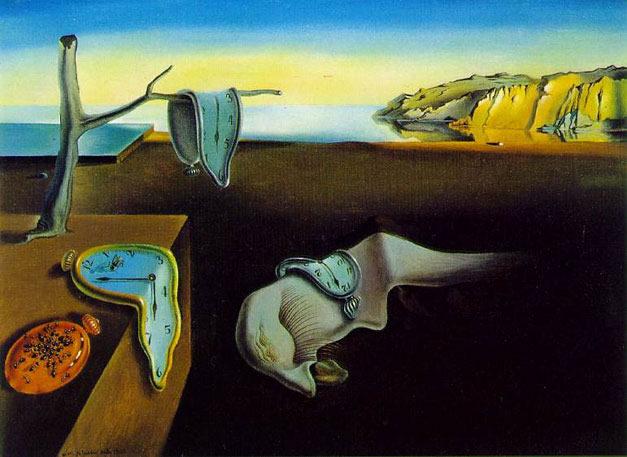 Dali+Persistence+of+Time