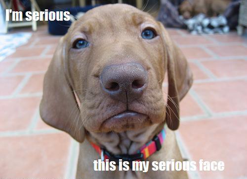Serious-face