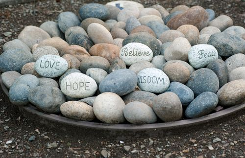 One-word-rocks